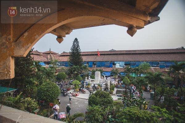 Chùm ảnh: Rộn ràng và tấp nập những khu chợ nổi tiếng Sài Gòn 14