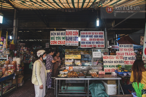 Chùm ảnh: Rộn ràng và tấp nập những khu chợ nổi tiếng Sài Gòn 24