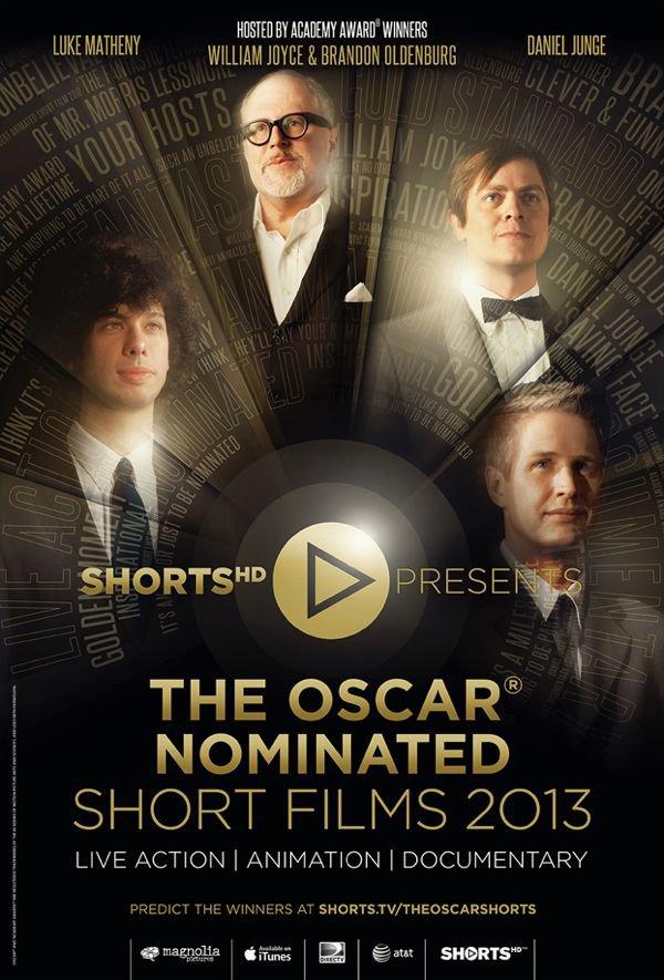 Phim ngắn của Oscar 2013 đồng loạt ra rạp 5