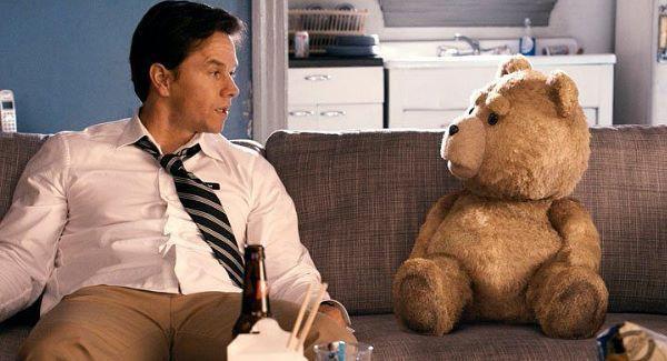 """Khi """"gấu bựa"""" Ted lên sàn Oscar 5"""