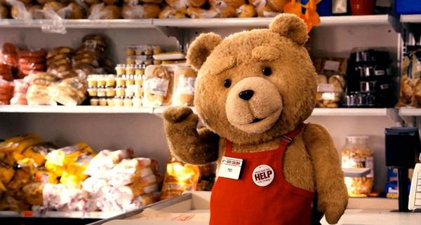 """Khi """"gấu bựa"""" Ted lên sàn Oscar 6"""