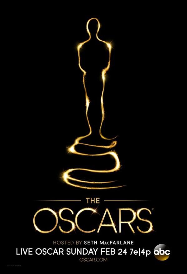 Oscar vinh danh ứng viên bằng poster nghệ thuật 8