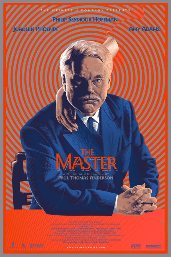 Oscar vinh danh ứng viên bằng poster nghệ thuật 2