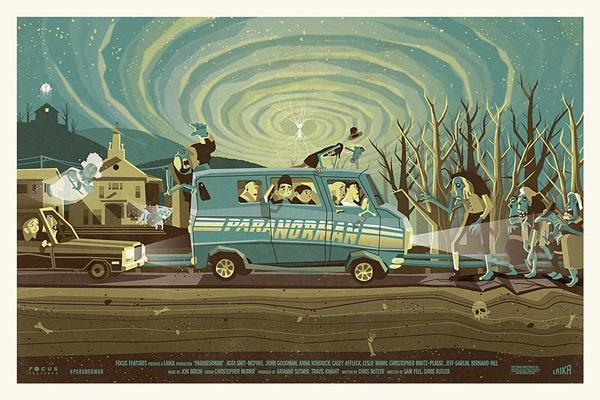 Oscar vinh danh ứng viên bằng poster nghệ thuật 3
