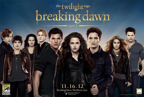 """""""Twilight Saga"""" mất hút tại MTV Movie Awards 1"""