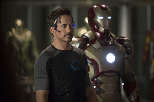 """Bắc Mỹ 1 tuần nín thở chờ """"Iron Man 3"""" 1"""