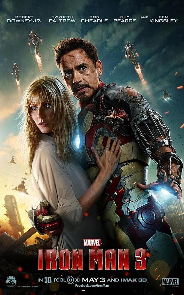 """Bắc Mỹ 1 tuần nín thở chờ """"Iron Man 3"""" 11"""