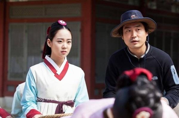 Tình địch đáng gờm nhất của Jang Ok Jung (Kim Tae Hee) 2