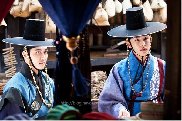 Tình địch đáng gờm nhất của Jang Ok Jung (Kim Tae Hee) 3