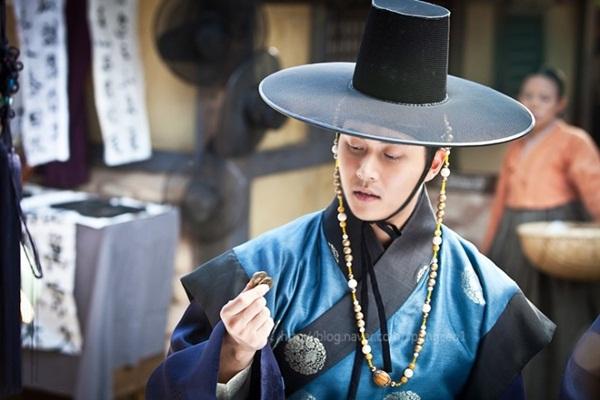 Tình địch đáng gờm nhất của Jang Ok Jung (Kim Tae Hee) 4