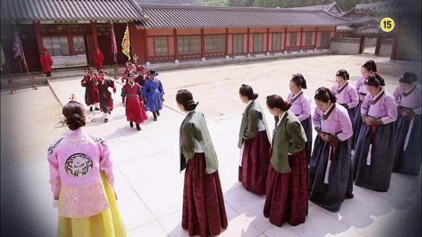 Tình địch đáng gờm nhất của Jang Ok Jung (Kim Tae Hee) 5