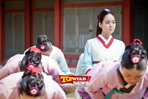 Tình địch đáng gờm nhất của Jang Ok Jung (Kim Tae Hee) 1