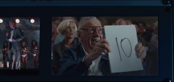 """Những phút """"bá đạo"""" của cha đẻ anh hùng Marvel trên màn ảnh 5"""