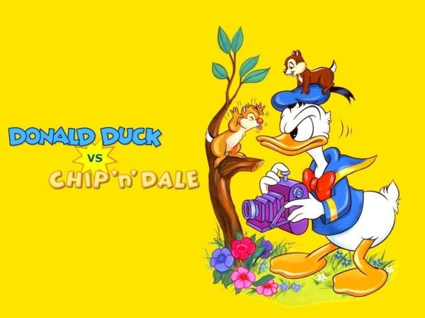 """Disney đưa Chip và Dale """"quậy tưng"""" màn ảnh rộng 8"""