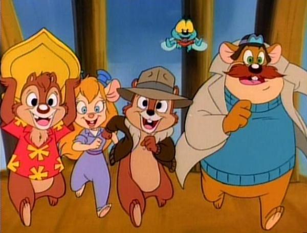 """Disney đưa Chip và Dale """"quậy tưng"""" màn ảnh rộng 6"""