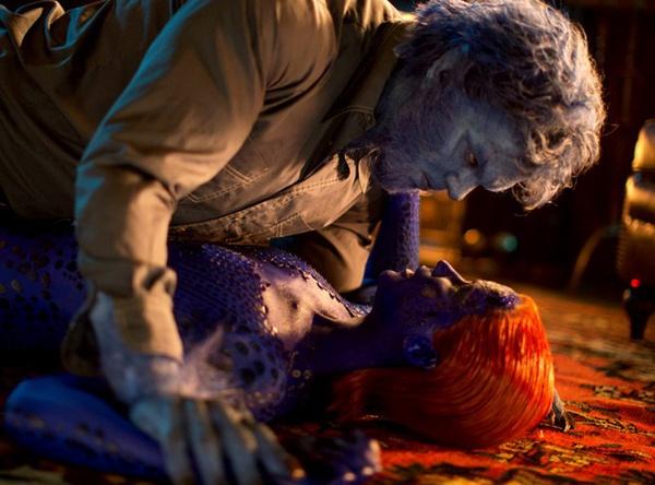 """X-Men: Apocalypse"" phát triển quan hệ của Beast - Mystique 2"