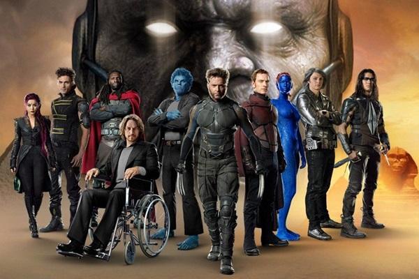 """X-Men: Apocalypse"" phát triển quan hệ của Beast - Mystique 7"