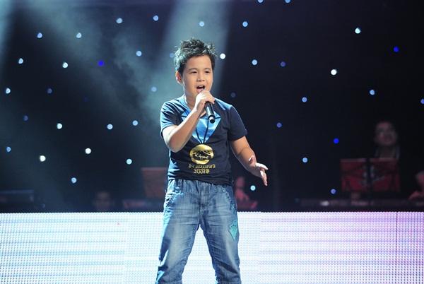 """The Voice Kids tập 4: Sự vùng lên của các """"hot boy nhí"""" 2"""