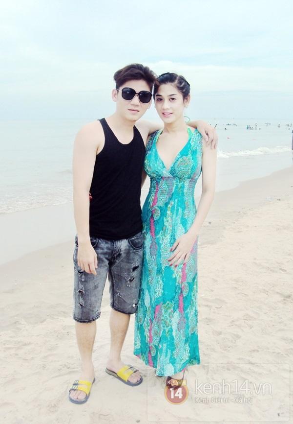 Lâm Chi Khanh lần đầu khoe body nóng bỏng với bikini 3