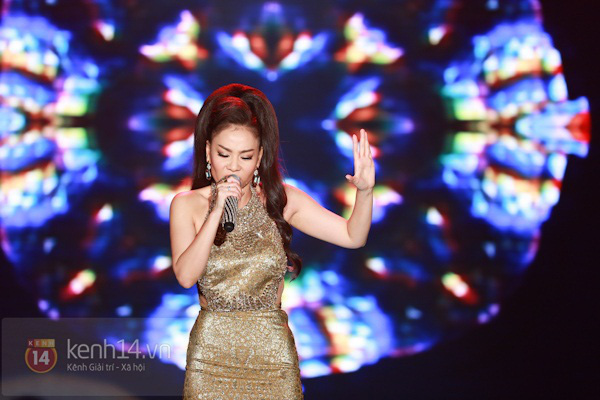 Liveshow để đời của Thu Minh: Vô số điểm nhấn! 3