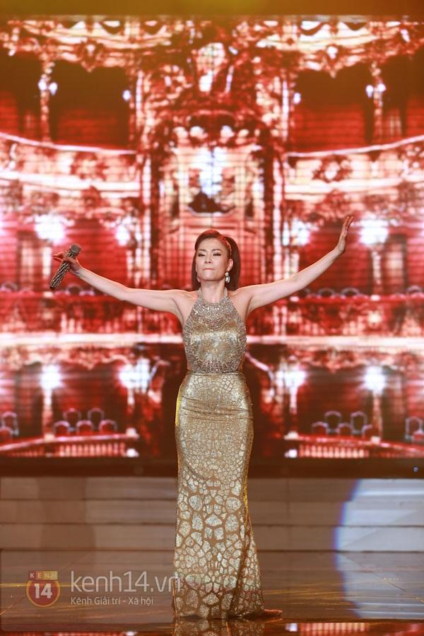 Liveshow để đời của Thu Minh: Vô số điểm nhấn! 13