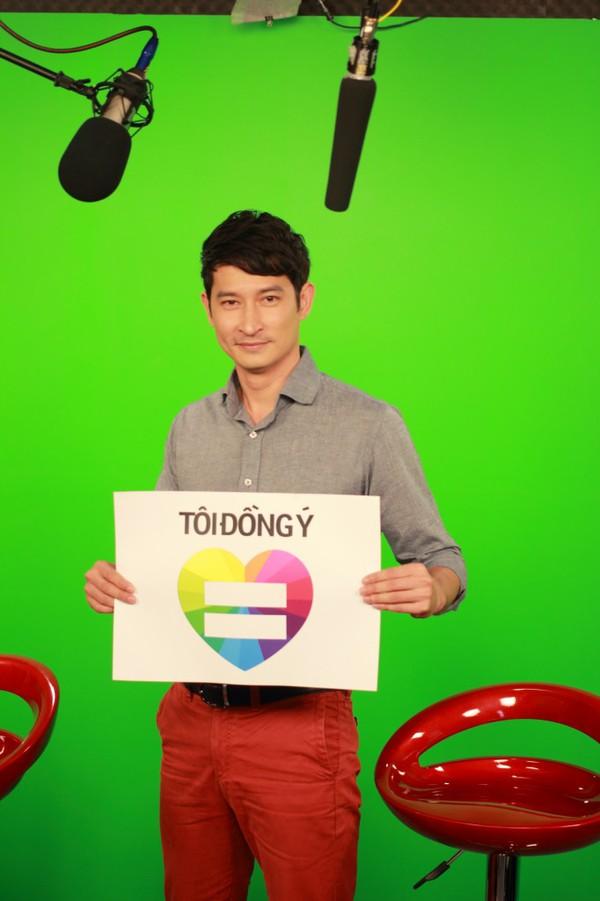 Nhiều sao Việt lên tiếng ủng hộ cho người đồng tính 18