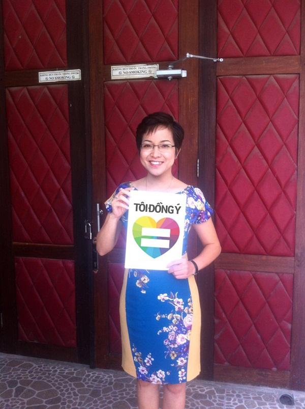 Nhiều sao Việt lên tiếng ủng hộ cho người đồng tính 17