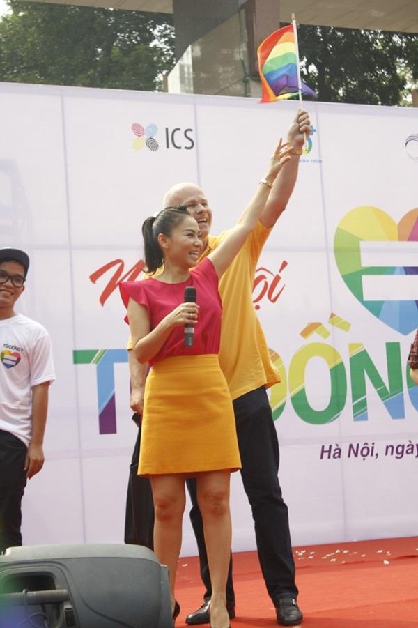Nhiều sao Việt lên tiếng ủng hộ cho người đồng tính 3