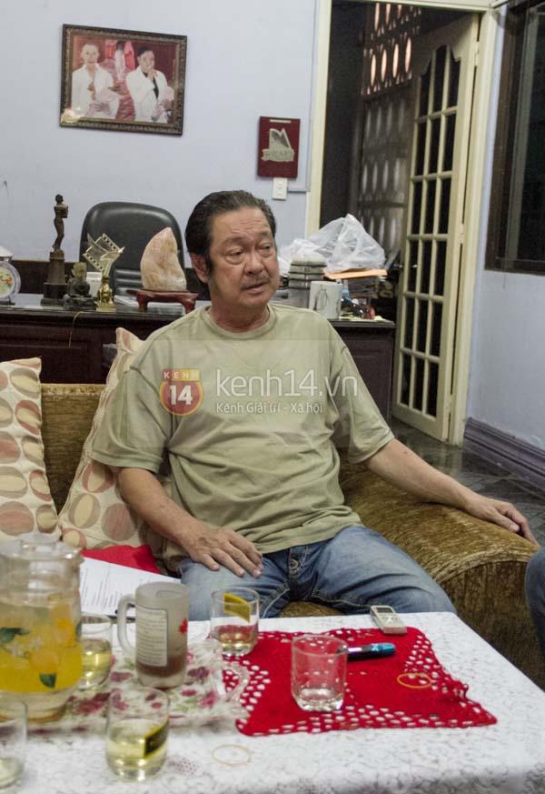 NSƯT Chánh Tín: Giận Johnny Trí Nguyễn gửi phim dự thi, Ngô Thanh Vân không một lời hỏi thăm 1