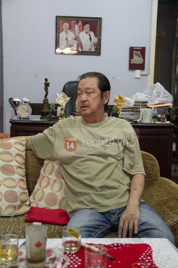 NSƯT Chánh Tín: Giận Johnny Trí Nguyễn gửi phim dự thi, Ngô Thanh Vân không một lời hỏi thăm 2