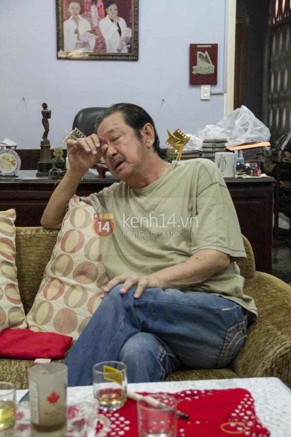 NSƯT Chánh Tín: Giận Johnny Trí Nguyễn gửi phim dự thi, Ngô Thanh Vân không một lời hỏi thăm 3