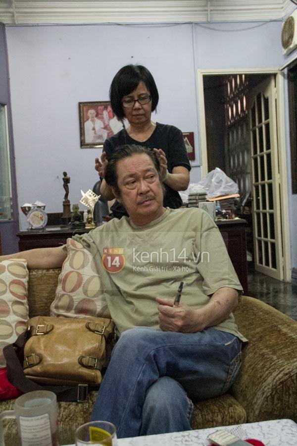 NSƯT Chánh Tín: Giận Johnny Trí Nguyễn gửi phim dự thi, Ngô Thanh Vân không một lời hỏi thăm 6