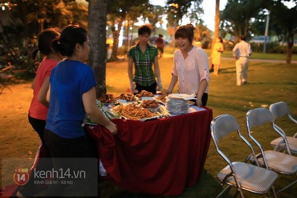 Khánh Linh rạng rỡ trong lễ cưới đặc biệt tổ chức ở ngoài trời 4