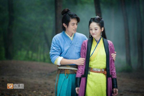 """Đông Phương - Lệnh Hồ: """"Không yêu vì quá yêu"""" 1"""