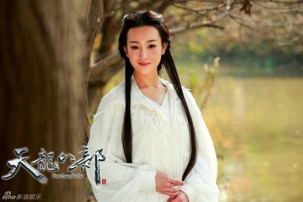 Vương Ngữ Yên 2013 sánh vai mỹ nam TVB 6