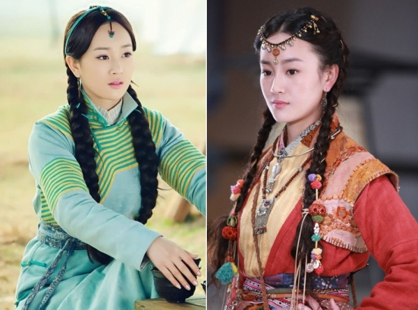 Vương Ngữ Yên 2013 sánh vai mỹ nam TVB 4