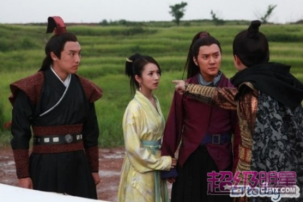 Lâm Y Thần nhầm Phùng Thiệu Phong là... gái đẹp 2