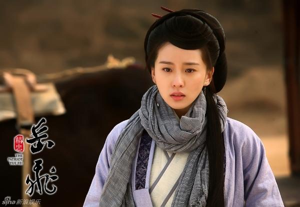 Lưu Thi Thi xuất thần khi vào vai cô gái mù 3