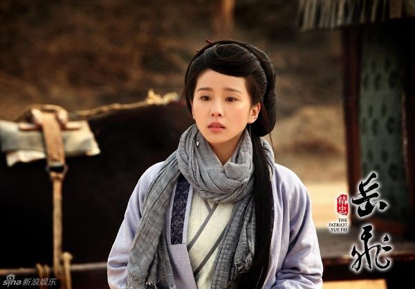 Lưu Thi Thi xuất thần khi vào vai cô gái mù 4