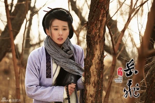 Lưu Thi Thi xuất thần khi vào vai cô gái mù 5