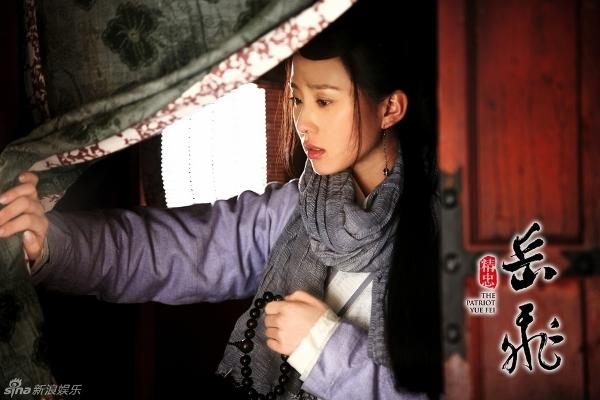 Lưu Thi Thi xuất thần khi vào vai cô gái mù 6