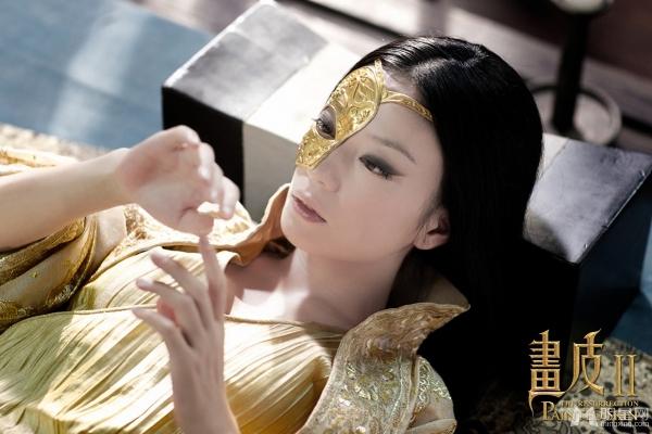 """Nữ chính """"Họa bì"""" truyền hình sẽ nam tính hơn Triệu Vy 3"""
