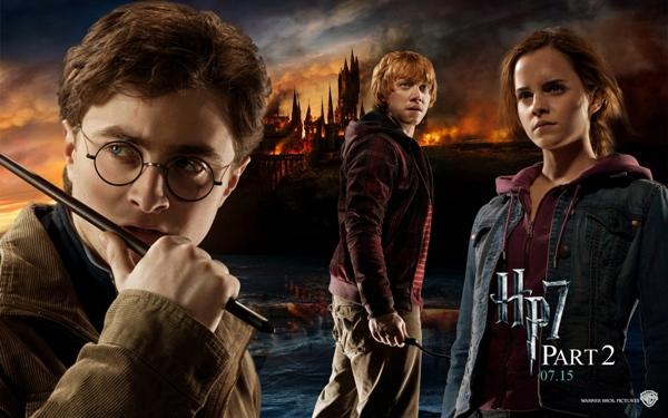 Thế giới của Harry Potter sẽ trở lại màn ảnh 6