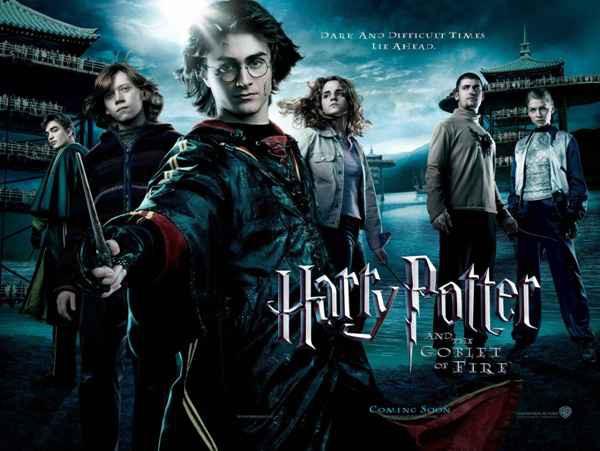 Thế giới của Harry Potter sẽ trở lại màn ảnh 5