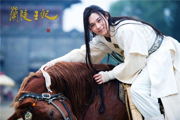Vẻ đẹp tuấn mỹ của Lan Lăng Vương khiến fan ngây ngất 1