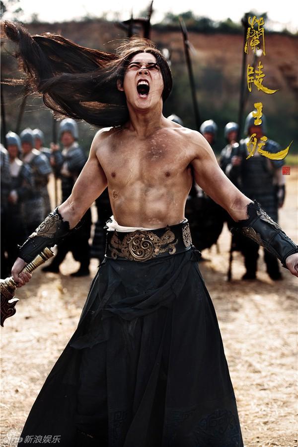 Vẻ đẹp tuấn mỹ của Lan Lăng Vương khiến fan ngây ngất 4