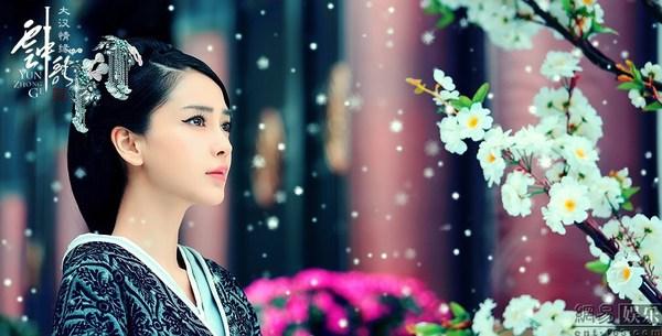 Angela Baby - Trần Nghiên Hy tranh ngôi Nữ hoàng rating 2014 5