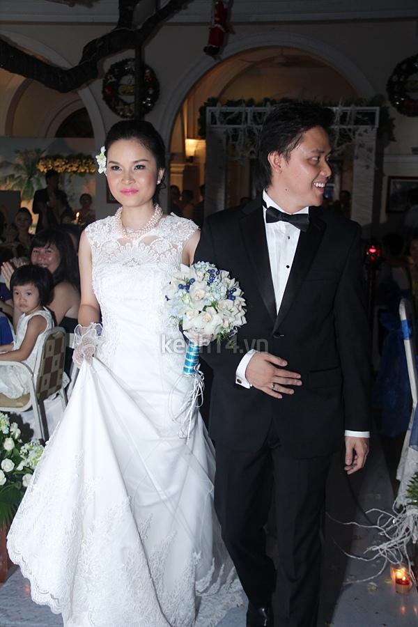 """Đám cưới đậm chất """"biển"""" của Thu Ngọc (Mây Trắng) 10"""