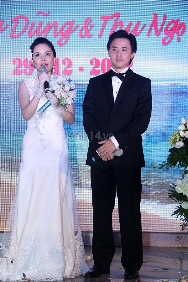 """Đám cưới đậm chất """"biển"""" của Thu Ngọc (Mây Trắng) 11"""