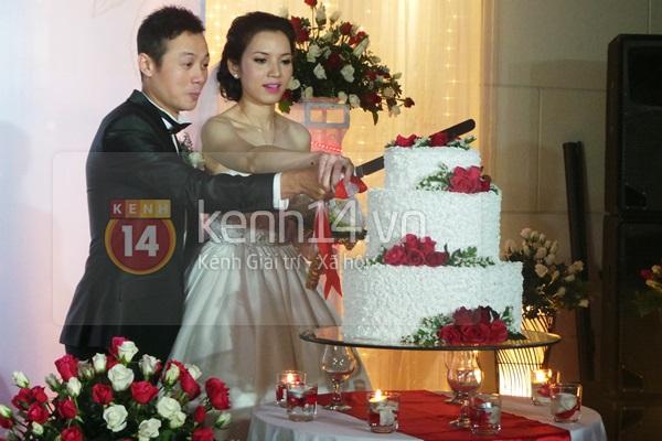 MC Anh Tuấn bí mật tổ chức đám cưới vào chiều qua 12